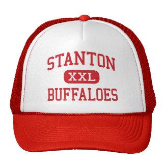 Stanton - Büffel - Highschool - Stanton Texas Truckercap