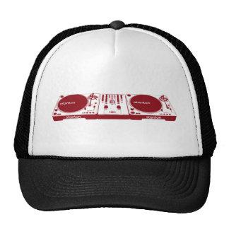 Stanton DJ gegründet - Disc-Jockey-Musik DJing Pla Retrokappen