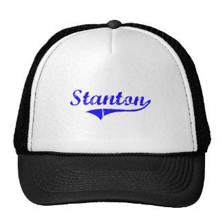 Stanton Familienname-Klassiker-Art Trucker Cap