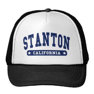 Stanton Kalifornien Uni-Artt-shirts Kult Cap