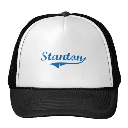 Stanton Kentucky klassischer Entwurf Retrokultcap