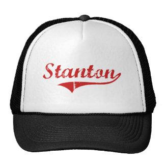 Stanton Nebraska klassischer Entwurf Baseball Cap