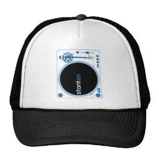 Stanton STR8-150 Turntable DJ-Plattform-Musik Retrokult Cap