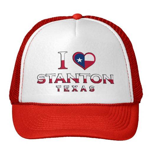 Stanton, Texas Baseball Kappe