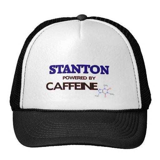 Stanton trieb durch Koffein an Truckerkappen
