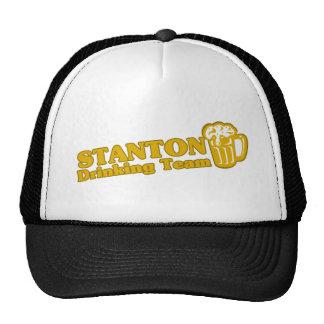 Stanton trinkende Teamt-shirts
