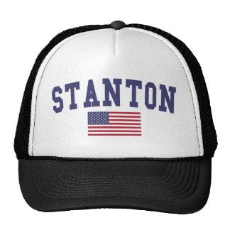 Stanton US Flagge Netzkappen