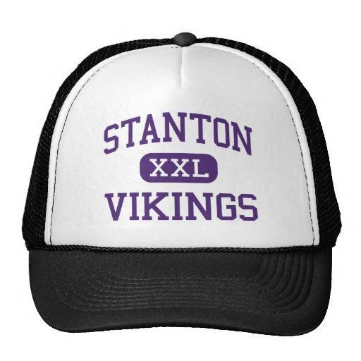 Stanton - Wikinger - Highschool - Stanton Iowa Trucker Caps