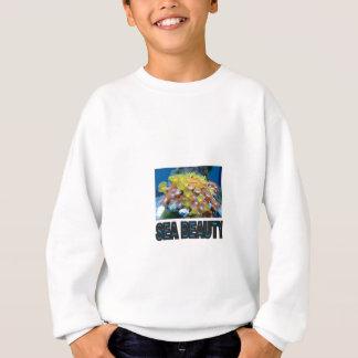 Stapel der Seeschönheit Sweatshirt