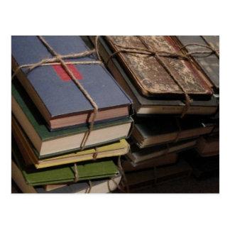 Vintage Werte des alten Buches