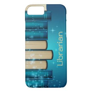 Stapel des Buch-Entwurfs-Telefon-Kastens iPhone 8/7 Hülle