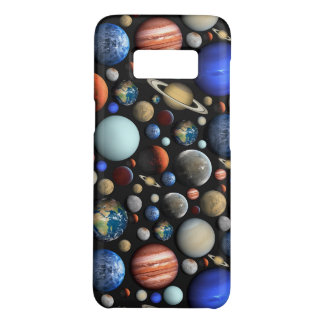 Stapel des themenorientierten Musters des Case-Mate Samsung Galaxy S8 Hülle
