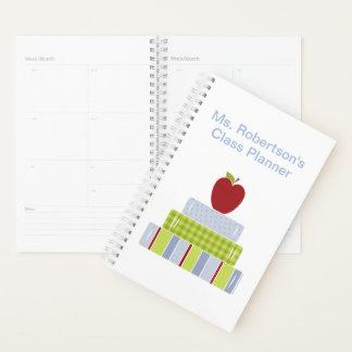 Staplungsbuch-Lehrer-täglicher Planer
