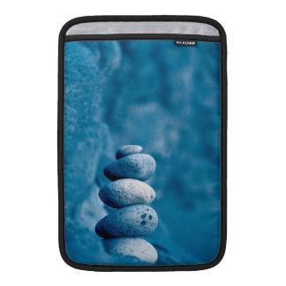 Staplungskiesel Sleeve Fürs MacBook Air