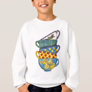StaplungsTeacups Sweatshirt