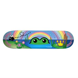STAR*FROG® Skateboardplattform 18,1 Cm Old School Skateboard Deck