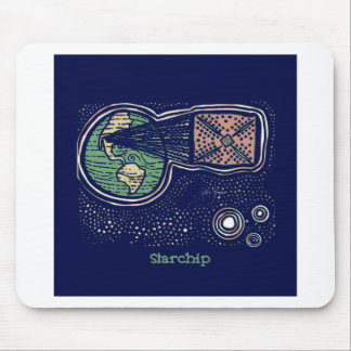 Starchip Mousepad