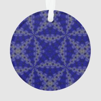 Stardust Spinner-Acryl Ornament