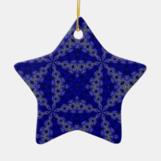 Stardust Spinner Keramik Ornament