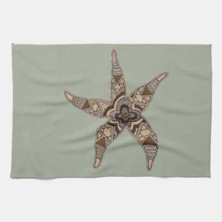 Starfish Handtuch