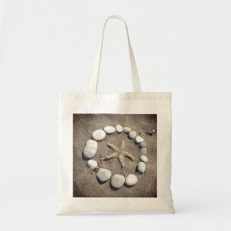 Starfish-Kreis-Taschen-Tasche Tragetasche