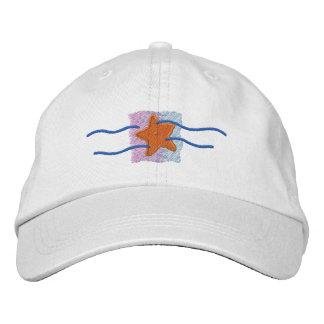 Starfish-Logo Bestickte Baseballcaps