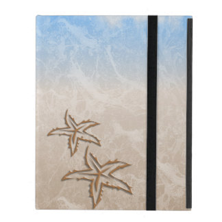 Starfish-Strand iPad Etui