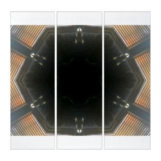 Stargate Auge Triptychon