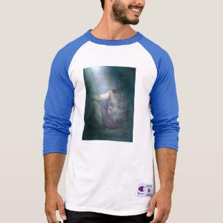 Starke Farben im heißen und confortavel. Bild T-Shirt