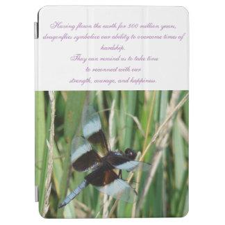 Stärke, Mut und Glück, Libelle iPad Air Hülle
