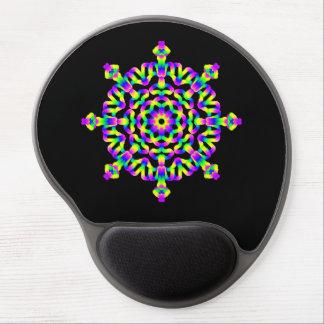 *~* starke NeonMandala-heilende Künste Gel Mousepad