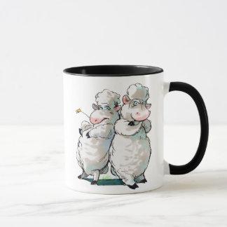 Starke Schaf-Tasse Tasse