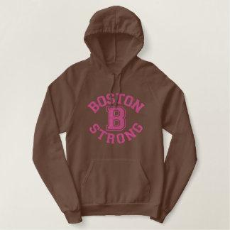 Starke Stickerei Bostons B Hoodie