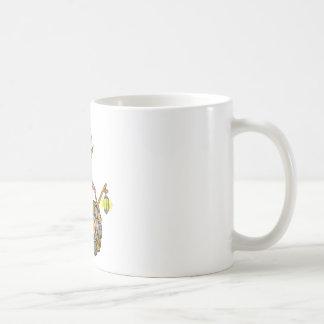 Starke stille Art Kaffeetasse