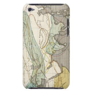 Starke Verbreitung der Säugetier- Tiere, Europa iPod Touch Case-Mate Hülle