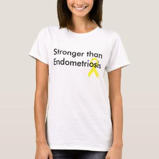 Stärker als Endometriosis T-Shirt