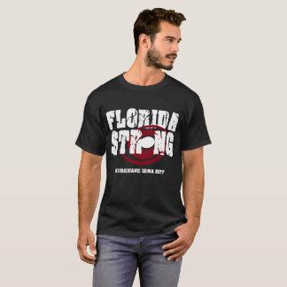 Starker Hurrikan Irma 2017 Floridas T-Shirt