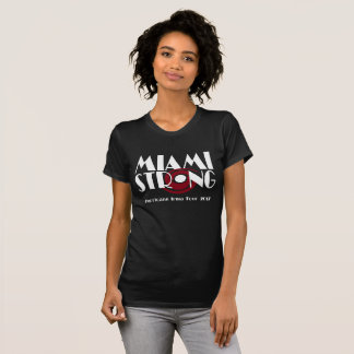 Starker Hurrikan-Irma-T - Shirt Miamis