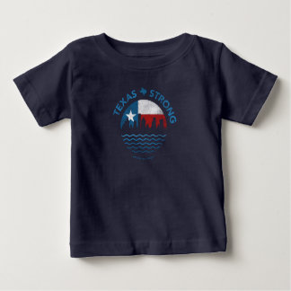 Starker Hurrikan Texas Harvey Baby-T - Shirt
