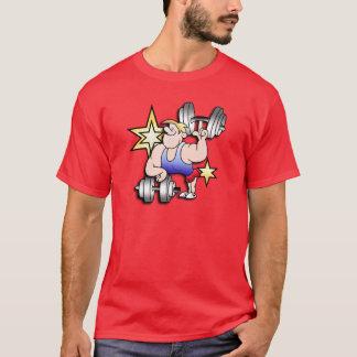 Starker Mann T-Shirt