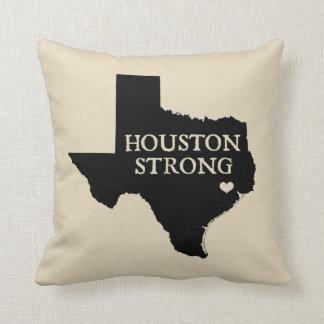 Starker Staat Houstons des Texasthrow-Kissens Kissen