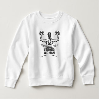 Starkes Frauen-Kleinkind-Sweatshirt Sweatshirt