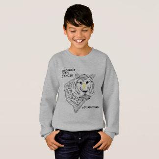 Starkes KinderSweatshirt Dylans (keine Haube) Sweatshirt