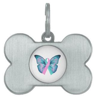 Starkes Logo des großen Schmetterlings-Mutanten Tiermarke
