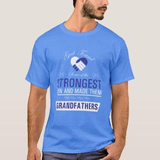 Stärkste Männer sind die Großväter, die T - Shirt