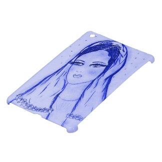 Starlight Mary im Blau iPad Mini Hülle