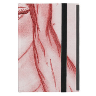 Starlight Mary - im Rot iPad Mini Etui