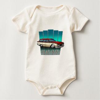 Starliner Lastwagen Baby Strampler
