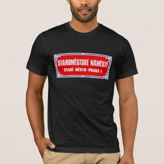 Staromestské Námestí, Prag, tschechischer T-Shirt