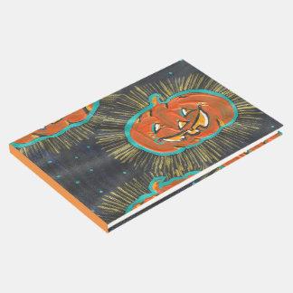 Starry Jack-Halloween-Party-Gast-Buch Gästebuch